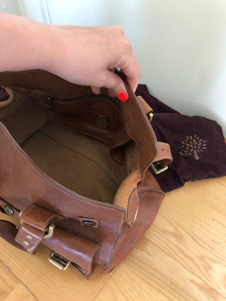 Anden håndtaske, Mulberry, læder