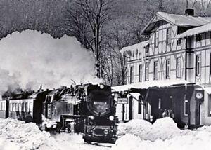 Nordhausen-Wernigerode-Eisenbahn-Aktie-25-Harz-Brocken-Bahn-HSB-Sachsen-Anhalt