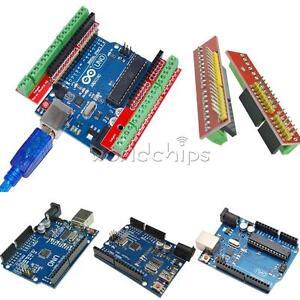 Arduino-UNO-R3-Proto-VITE-SENSORE-SCUDO-V2-espansione-Board-compatibile-nuovo