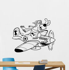 Scooby-Doo Wall Decal Cartoon Nursery Vinyl Sticker Art Kids Poster Decor 215zzz