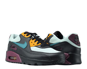 89bbc52e3e Nike Air Max 90 Max Light Silver/Teal-Black Women's Running Shoes ...
