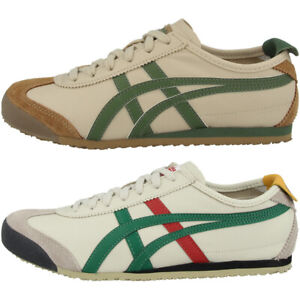 Details zu Asics Onitsuka Tiger Mexico 66 Schuhe Retro Sneaker Freizeit Schnürschuhe DL408
