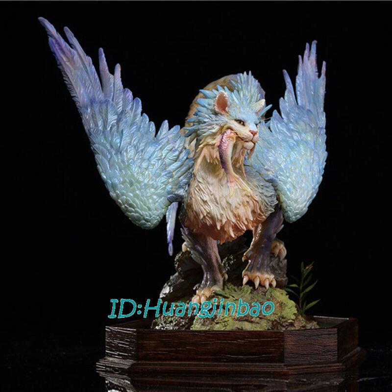 Fantasy Cui Pluma Gatos de resina figura Model Pintado caliente pre-order 200 limitada
