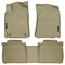 Husky Liners For 2012 2015 Toyota Camry Floor Mats 98903 Fits 2012 Toyota Camry