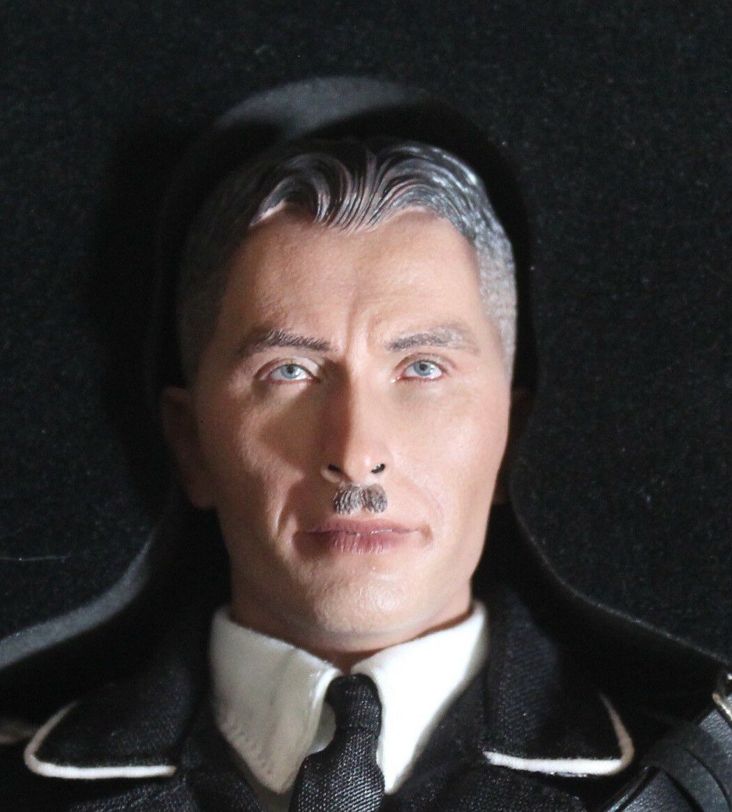 Did action figure german Jokob Grimminger 3R 1 6 12'' boxed hot toy ww11 dragon