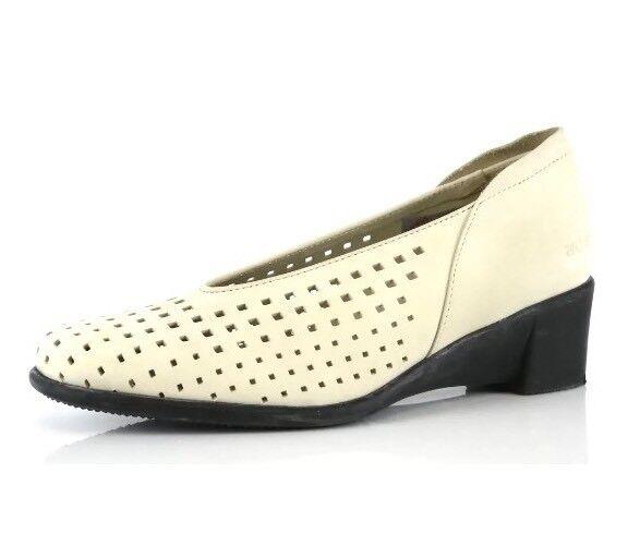 Arche Vasco Veau Veau Veau Nubuck Lino Sin Cordones Zapatos Talla 9804 US 10 EU 8  Tu satisfacción es nuestro objetivo