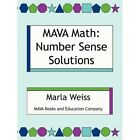 Mava Math Number Sense Solutions 9781434328212 by Marla WEISS Book