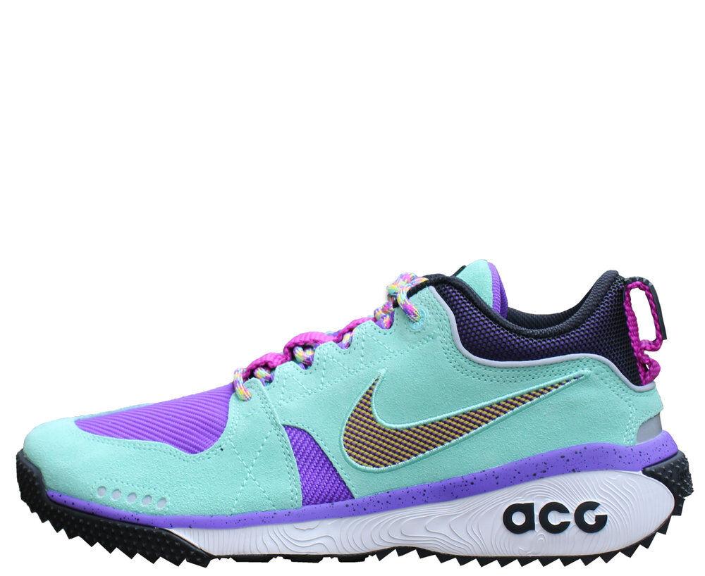 Nike ACG Dog Mountain Emerald Rise   Tour Yellow (Size 11) DS