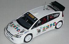 """CITROEN C4 WRC """"EXSPO""""  CIAVARELLA RALLY DEL TARO 2015  DECALS 1/43"""