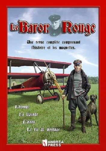 Andrea Press N° AMT013 LE BARON ROUGE