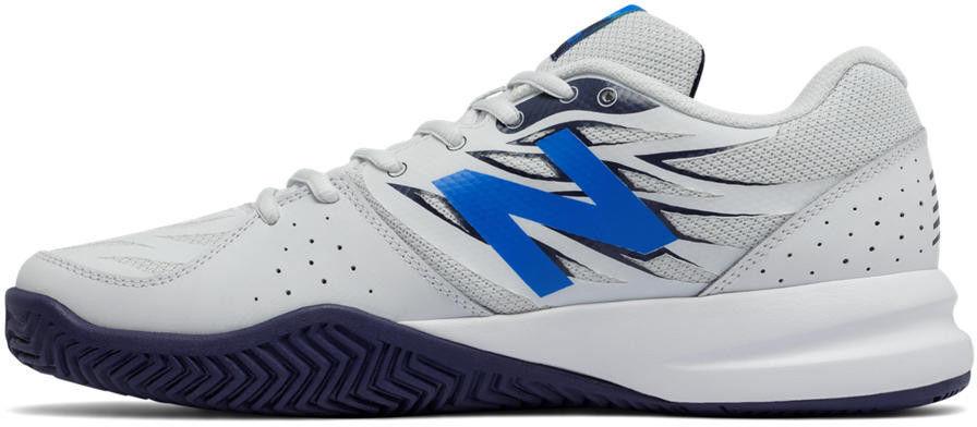 New Balance 786 Men Tennis Shoes Size Artic Fox-Electric Blue MC786GB2 Size Shoes US 8 D 23a8bc