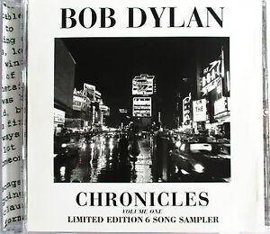 BOB-DYLAN-6-TRACKS-PROMO-SAMPLER-CD-034-CHRONICLES-034