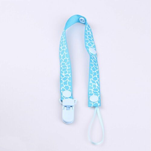 Feeding Infant Clip Holder Pacifier Chain Nipple Strap Chain Pacifier Soother