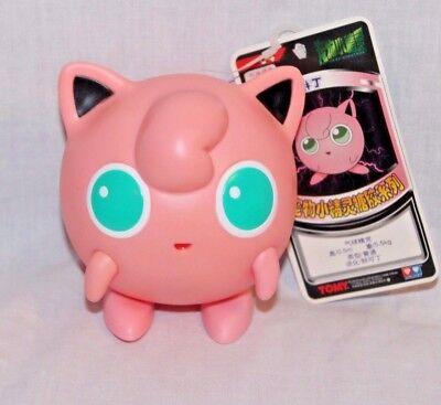 Takara Tomy Pokemon Moncolle-EX Figure 63 Jigglypuff Pink color Mini Figure