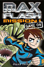 Max Flash: Game on: Mission 1 by Jonny Zucker (Paperback, 2007)