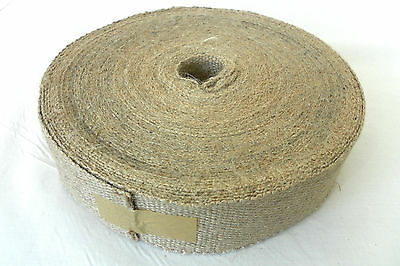 33 mtr ROLL UPHOLSTERY JUTE WEBBING seats/furniture ( FREE POSTAGE )