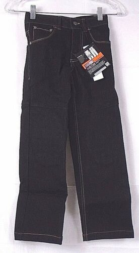 Grindz Slim fit Protective Apperal Padded Pant Youth size 12 Demin Black 88E