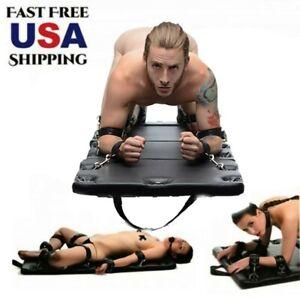 Portable bondage furniture