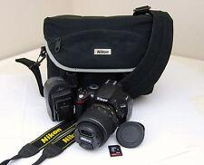 Nikon D5100 16.2 MP Digital DSLR Camera Kit w / AF-S DX 18-55mm 3.5-5.6G VR Lens