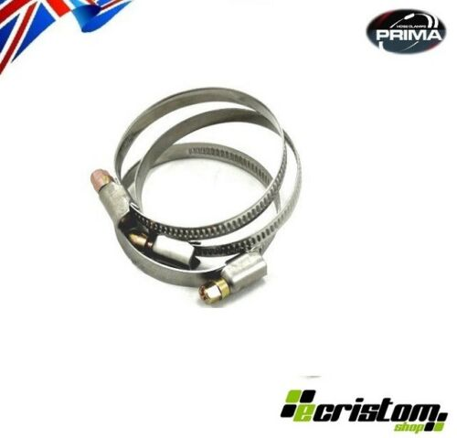 PIPE  MANY SIZE PRIMA JUBILEE CLIPS STAINLESS MILD STEEL HOSE CLAMP WORM DRIVE