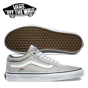 2a5823920ad5cc Vans TNT SG MIRAGE GREY Trujillo Men s Classic Skate Shoes Size sz ...