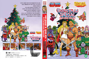 He Man Christmas.Details About He Man She Ra A Christmas Special Dvd New