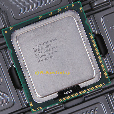 Intel Xeon W3580 3.33GHz Quad-Core LGA 1366 CPU Processor