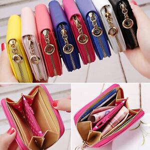 Women-Bowknot-Small-Coin-Purse-Card-Zip-Up-Wallet-Holder-Mini-Bag-Handbag-Clutch
