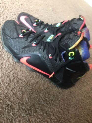 Nike Lebron Xii 12 Data Shoes