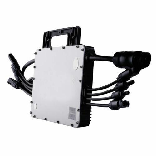Hoymiles mi-1200 micro-inverter PV Module balcon centrale électrique