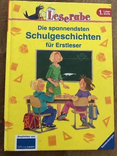 1 von 1 - 2 Bücher für Leseanfänger, von Ravensburger, Gebundene Ausgaben, Leserabe