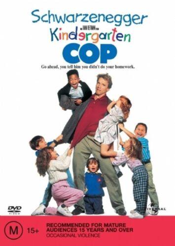 1 of 1 - Kindergarten Cop (DVD, 2002)