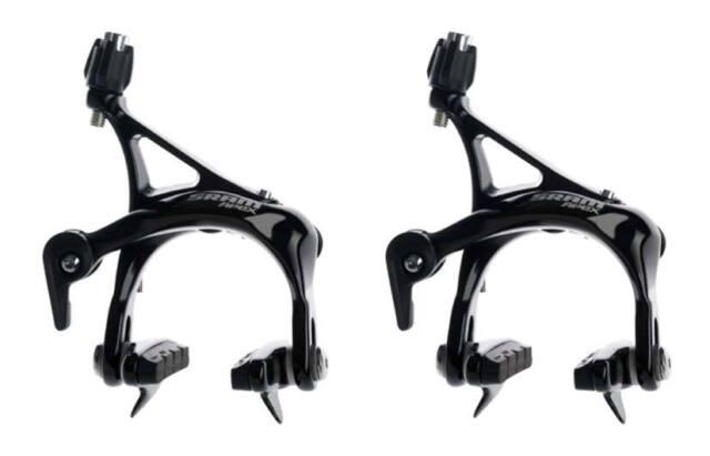 SRAM Apex  Road Bike Dual Pivot Brake Calipers - Black