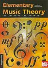 Elementary Music Theory: For Beginners and Advanced Students by Norbert Opgenoorth, Jeromy Bessler (Paperback / softback, 2002)