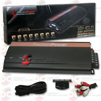 Brand Ppi Slim 5-channel Car Motorcycle Amp Amplifier 670wrms