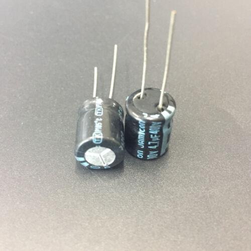 4.7uF 400V JAMICON TK 10x12.5mm High Reliability 400V4.7uF capacitor