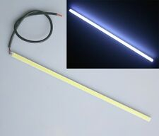 Ultra-thin COB 60 LED 5W Car DRL Daytime Running Light Lamp Bar Strip 20cm 6500K