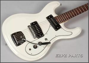 Sportif Vintage Univox Hi-flyer Tremolo Arm Remplacement Ezpz Guitar Parts-afficher Le Titre D'origine Bonne RéPutation Sur Le Monde