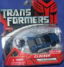 "Transformers Autobot CLOCKER New Target Exclusive 4"" Scout Class 2007"