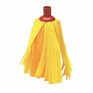 Addis Cloth Replacement Mop Head Red 510527 [AG04015] 5010303040158