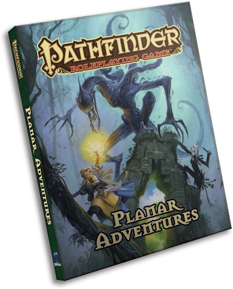 2018 Pathfinder Planar Adventures RPG D&D