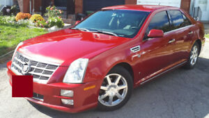 2008 Cadillac STS. Excellent Condition. Low KMs. Certified!
