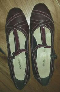 Ladies-Shoes-Size-5-Brown-Damart-lt-MJ3648