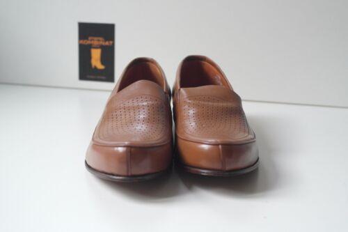 Rheinberger Herren 50s 7 True Halbschuhe Jo Uk Schuhe Slipper Loafer Vintage Nos qwTXEx1Z