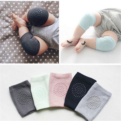 Other Baby Safety & Health Baby Kids Toddlers Infant Baby Safety Crawling Elbow Knee Pads Cushion Anti-slip Refreshing And Enriching The Saliva