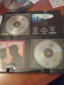 Best Love Songs Vol 2 And 13 Of The Best Doo Woo Love Songs Vol 1 CD Box Set | eBay