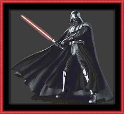 Star Wars Darth Vader 2 Cross Stitch Kit