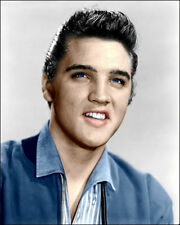 Elvis Presley X10 Colorized King Rock Roll Buy Any 2 Get