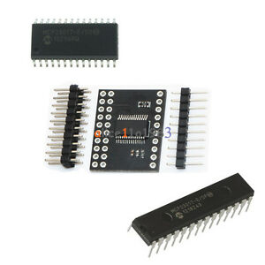 MCP23017 DIP SOP Bidirectional 16-Bit I/O Expander I2C IIC Serial Interface