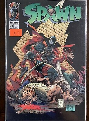 SPAWN #32 VF//NM IMAGE 1992
